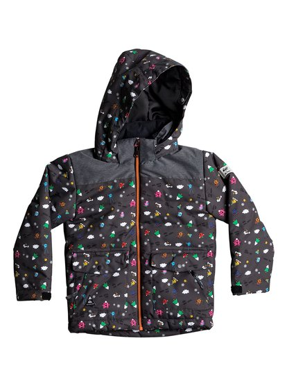 Mr Men Edgy - Snow Jacket for Boys 2-7  EQKTJ03005