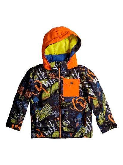 Little Mission - Snow Jacket for Boys 2-7  EQKTJ03006