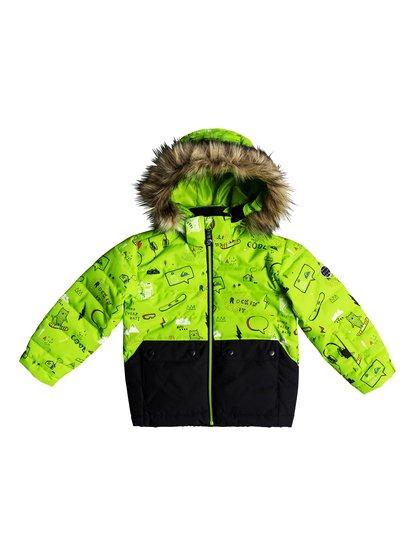 ... Edgy - Snow Jacket for Boys 2-7 EQKTJ03008. Сноубордическая куртка Edgy 2a0d9f849fb
