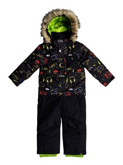 Rookie - Snowsuit for Boys 2-7  EQKTS03004
