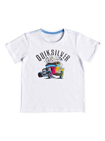 Hot Rod - T-Shirt for Boys 2-7  EQKZT03217