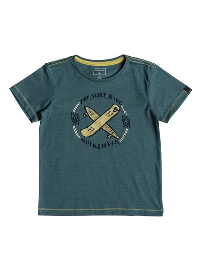 Eat And Ride - T-Shirt for Boys 2-7  EQKZT03218
