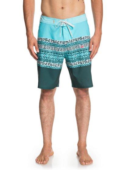 "Waterman Liberty Triblock 19"" - Board Shorts for Men  EQMBS03053"