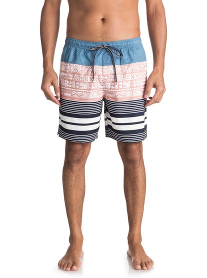 "Waterman Arva 18"" - Swim Shorts for Men  EQMJV03029"