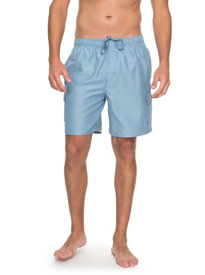 "Waterman Balance 18"" - Swim Shorts for Men  EQMJV03031"