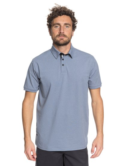 Waterman Reel Backlash - Technical Polo Shirt for Men  EQMKT03026