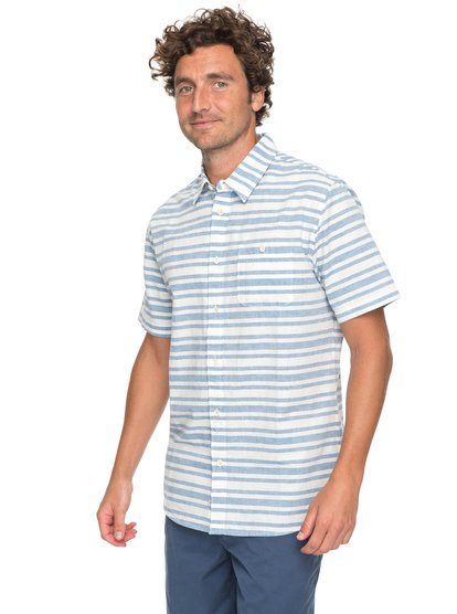 Waterman Flying First - Short Sleeve Shirt  EQMWT03115