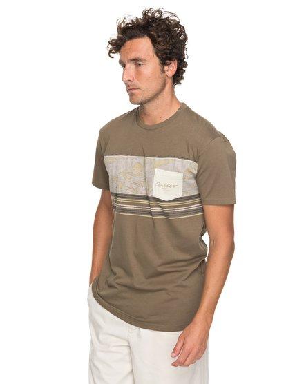 Waterman Dream Stringer - Pocket T-Shirt for Men  EQMZT03071