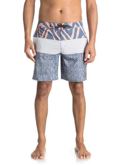 "Techtonics 18"" - Beachshorts for Men  EQYBS03863"