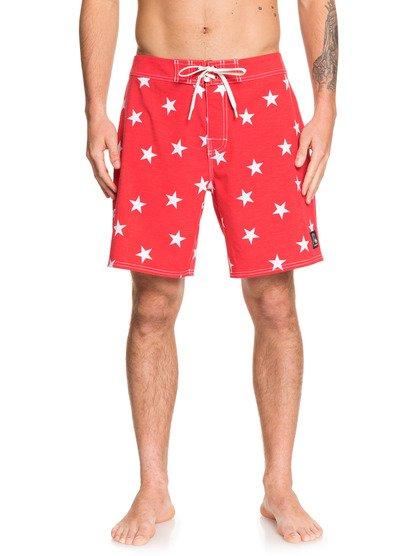 "Echo Beach Star 18"" - Board Shorts for Men  EQYBS04142"
