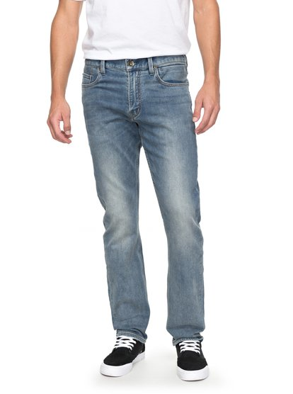 Revolver Salty Stone - Straight Fit Jeans  EQYDP03356