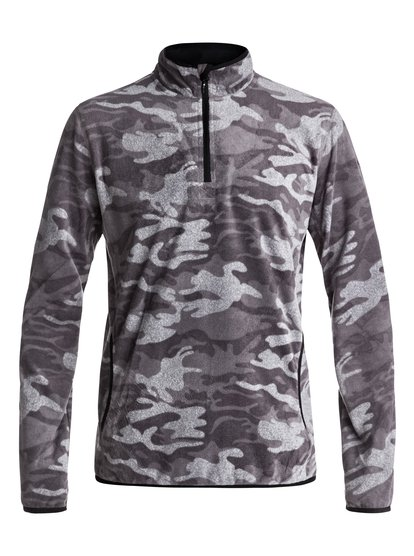 Aker - Half-Zip Technical Fleece for Men  EQYFT03629