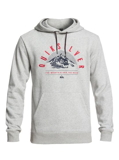 Big Logo - Technical Hoodie for Men  EQYFT03789