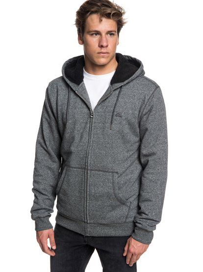 Everyday - Zip-Up Sherpa Lined Hoodie for Men  EQYFT03848