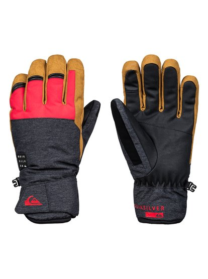 Gates - Ski/Snowboard Gloves for Men  EQYHN03110