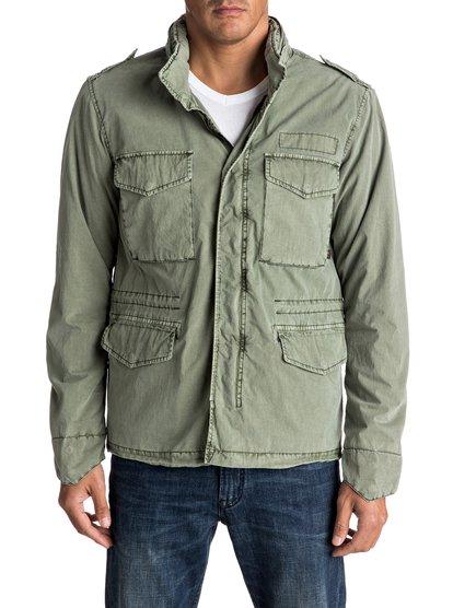 Frazer Hillz - Summer Field Jacket  EQYJK03286