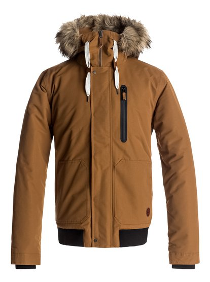 Arris - Waterproof Bomber Parka Jacket for Men  EQYJK03333