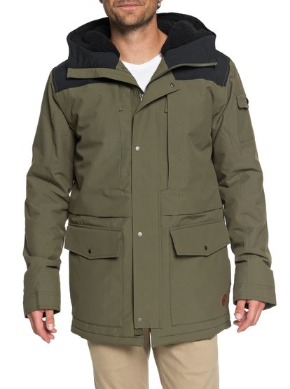 Canyon - Waterproof Hooded Jacket for Men  EQYJK03334