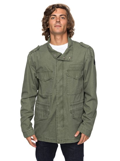 SHD Frazer Hill Update - Military Jacket  EQYJK03403