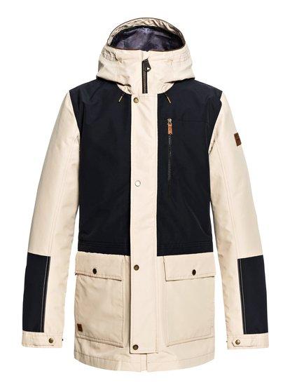 Sedona - Waterproof Hooded Parka for Men  EQYJK03410