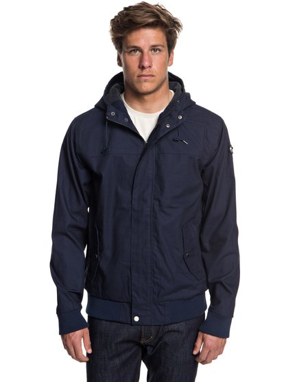 Shadow Brooks - Water Resistant Hooded Jacket  EQYJK03449