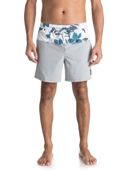 "Cut Out 17"" - Swim Shorts for Men  EQYJV03293"