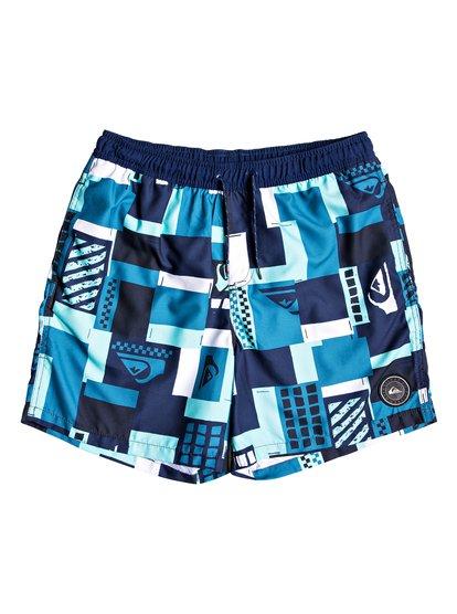 """City Block 17"""" - Swim Shorts for Men  EQYJV03402"""