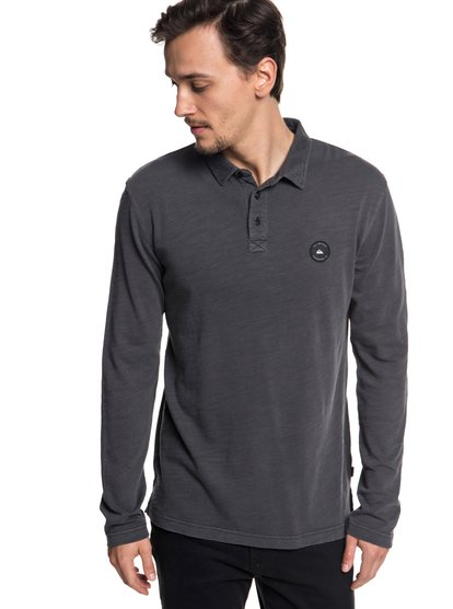 Shadow Sun Cruise - Long Sleeve Polo Shirt  EQYKT03790