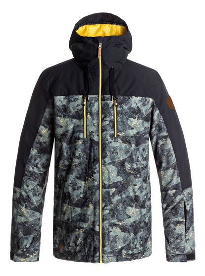 Mission Block - Snow Jacket for Men  EQYTJ03126