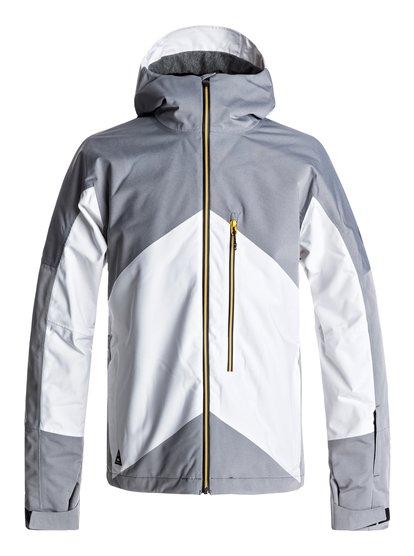 Stencil - Snow Jacket  EQYTJ03130