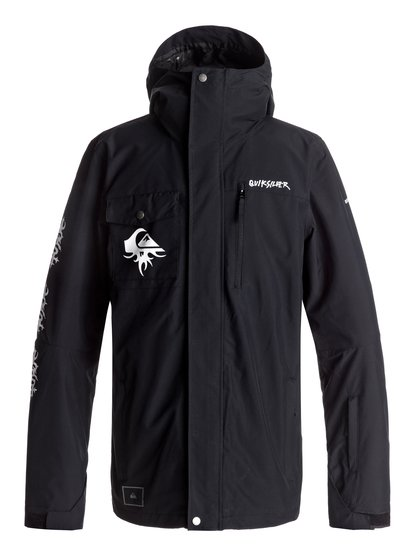 Mission Placed Art - Shell Snow Jacket  EQYTJ03149