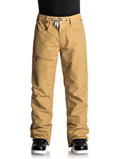 Forest Oak - Snow Pants for Men  EQYTP03067
