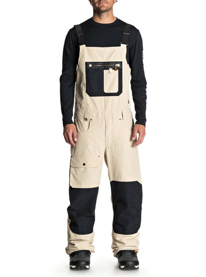 Found - Shell Snow Bib Pants for Men  EQYTP03085