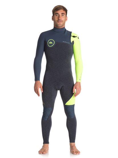 3/2mm Highline Series - Zipperless Wetsuit for Men  EQYW103050