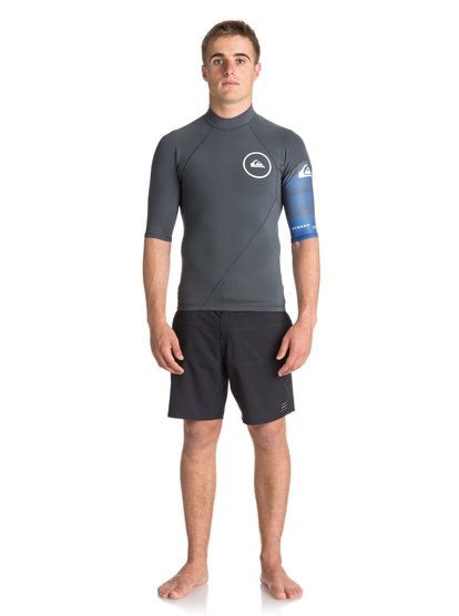 Neoprene 1mm a Top Syncro da Uomo maniche Series corte in xUOrUTqw0W