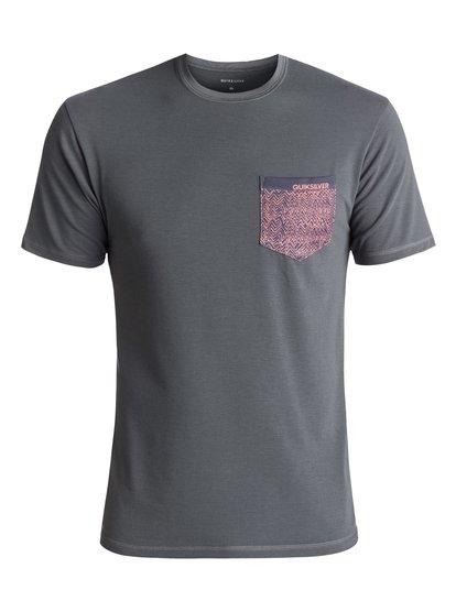 Bubble Surf - Amphibian UPF 50 Surf T-Shirt for Men  EQYWR03093