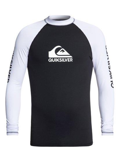 On Tour - Long Sleeve UPF 50 Rash Vest for Men  EQYWR03138
