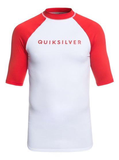 Always There - Short Sleeve UPF 50 Rash Vest for Men  EQYWR03142