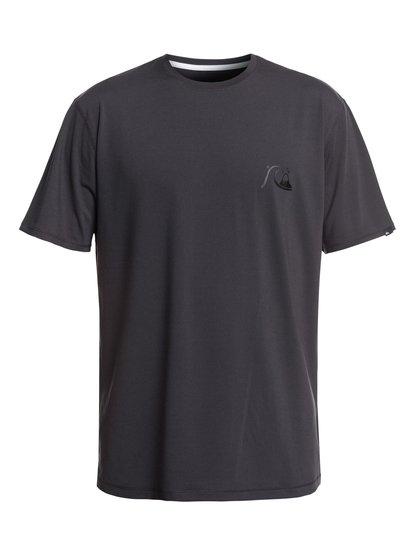 Bubble Logo - Short Sleeve UPF 50 Surf T-Shirt for Men  EQYWR03151