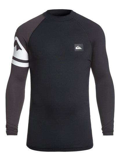 Active - Long Sleeve UPF 50 Rash Vest for Men  EQYWR03155