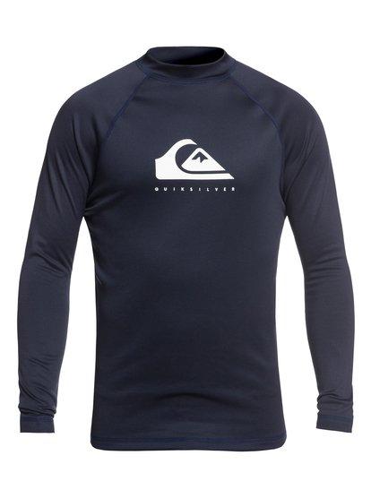 Heater - Long Sleeve UPF 50 Rash Vest for Men  EQYWR03156