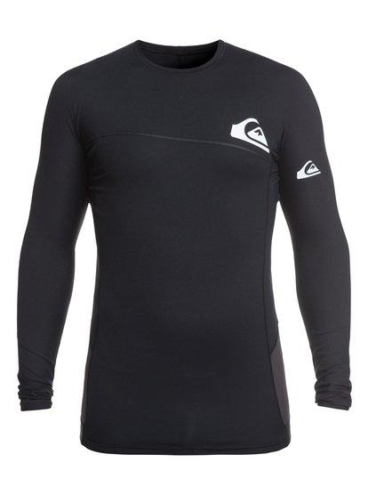Core Performer - Long Sleeve UPF 50 Rash Vest for Men  EQYWR03157