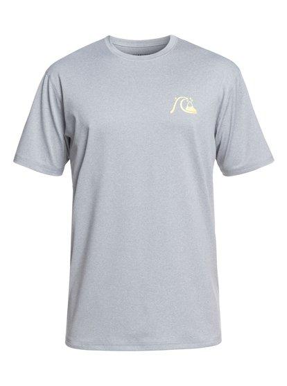 El Capitan - Short Sleeve UPF 50 Surf T-Shirt for Men  EQYWR03158