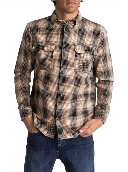Venice Vice Flannel - Long Sleeve Shirt for Men  EQYWT03546