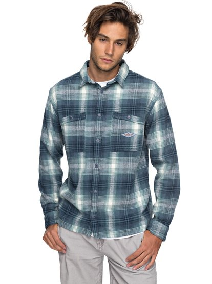 Malako Beach - Flannel Shirt for Men  EQYWT03637