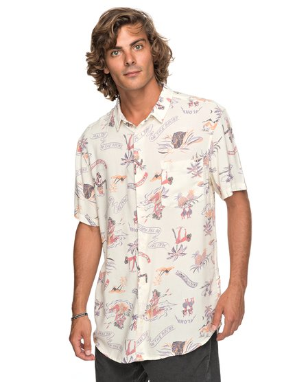 Aloha Strip Club - Short Sleeve Shirt for Men  EQYWT03646