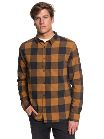 Motherfly Flannel - Long Sleeve Shirt  EQYWT03728