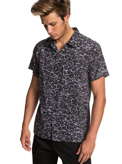 The Camp - Short Sleeve Shirt for Men  EQYWT03796