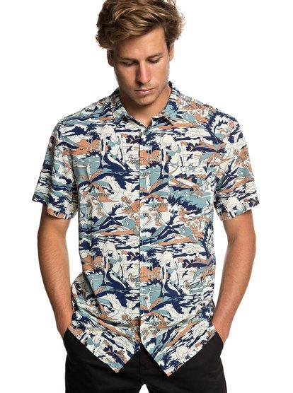 Feeling Fine - Short Sleeve Shirt for Men  EQYWT03797