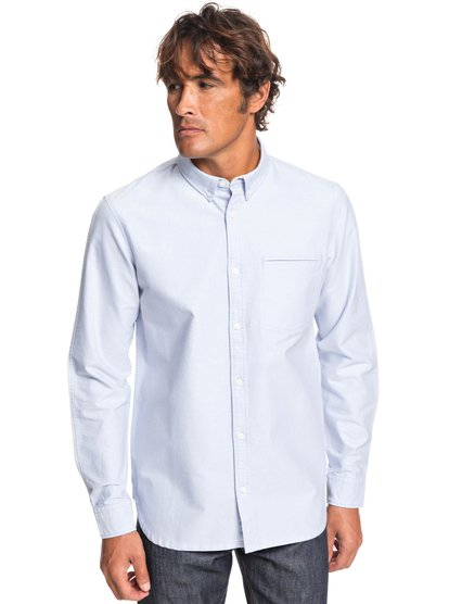Ostalamer Oxford - Long Sleeve Shirt for Men  EQYWT03819